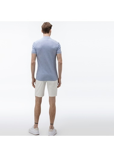 Lacoste Erkek  Şort FH6262.70V Beyaz